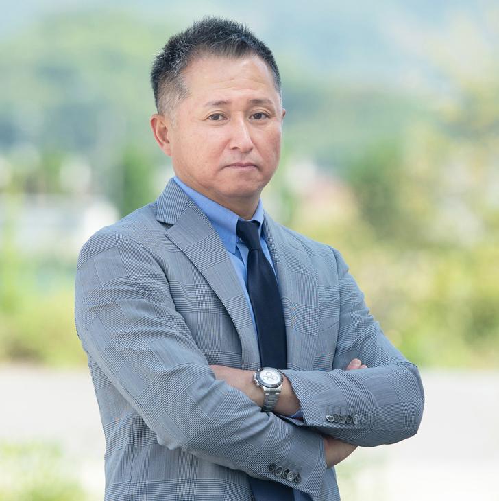 代表取締役上田 純也