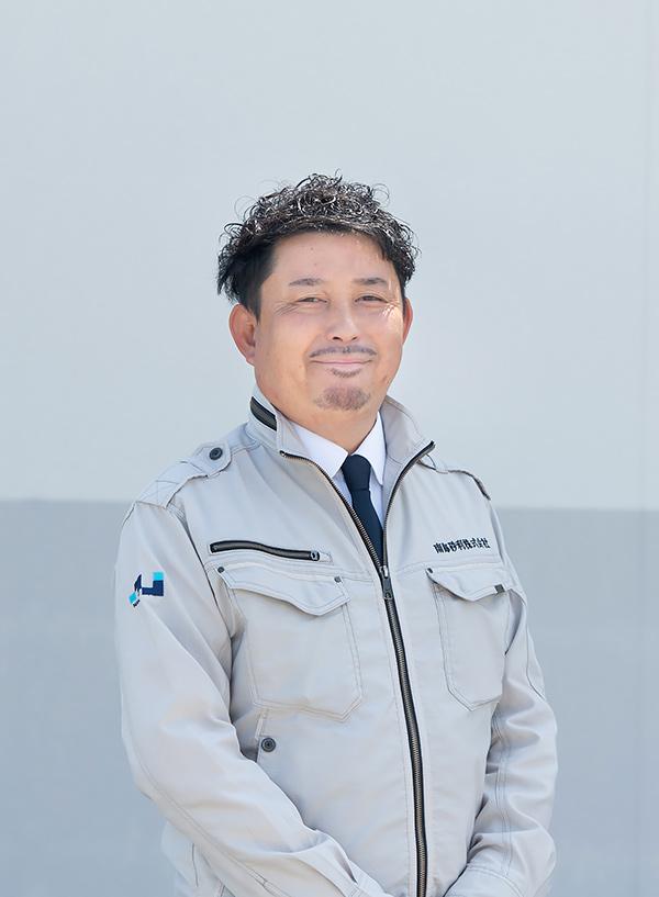 鶴原 賢治 ポートレート写真